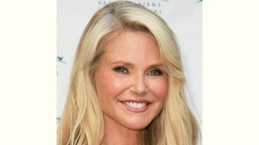 Christie Brinkley Age and Birthday
