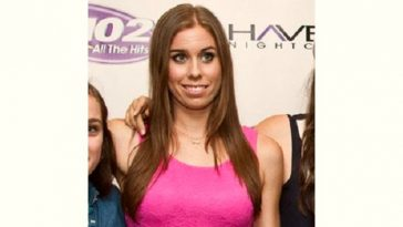 Christina Cimorelli Age and Birthday