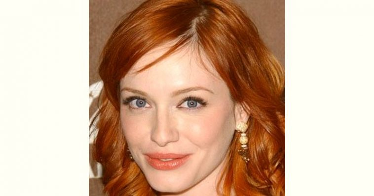 Christina Hendricks Age and Birthday