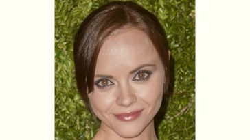 Christina Ricci Age and Birthday