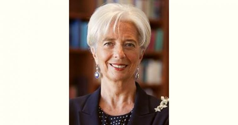 Christine Lagarde Age and Birthday