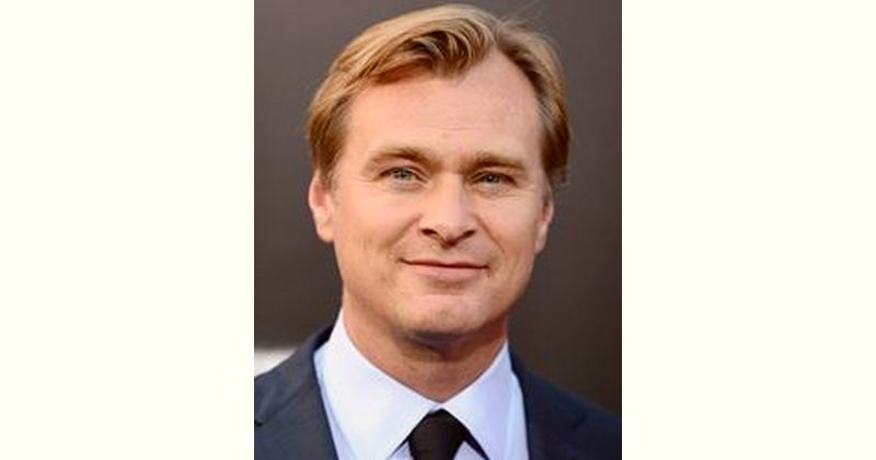 Christopher Nolan Age and Birthday