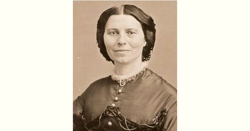 Clara Barton Age and Birthday