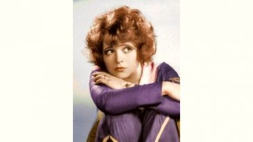 Clara Bow Age and Birthday