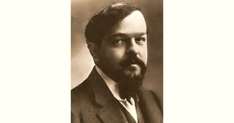 Claude Debussy Age and Birthday