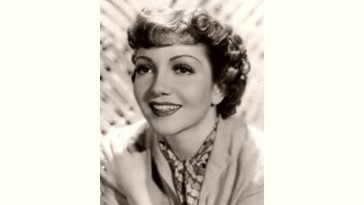 Claudette Colbert Age and Birthday
