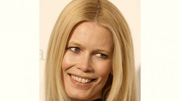 Claudia Schiffer Age and Birthday
