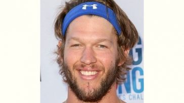 Clayton Kershaw Age and Birthday
