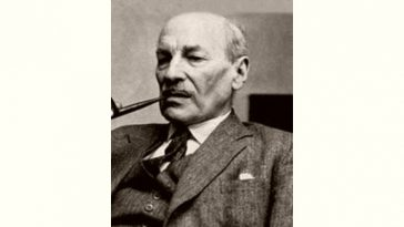 Clement Attlee Age and Birthday