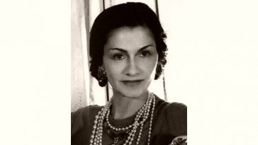 Coco Chanel Age and Birthday