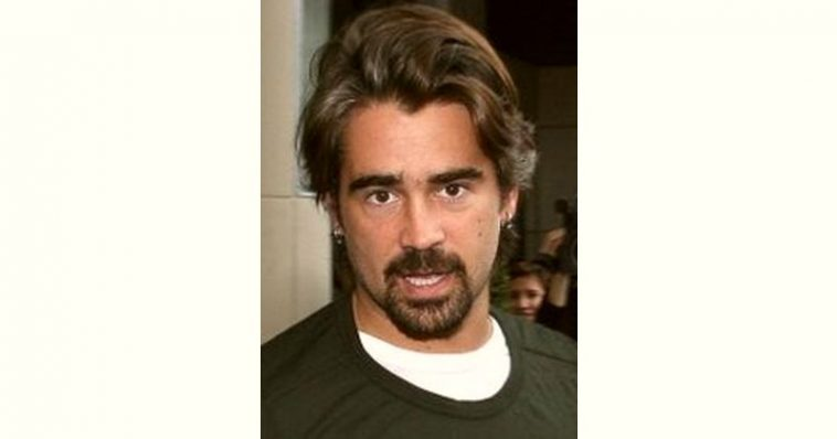 Colin Farrell Age and Birthday