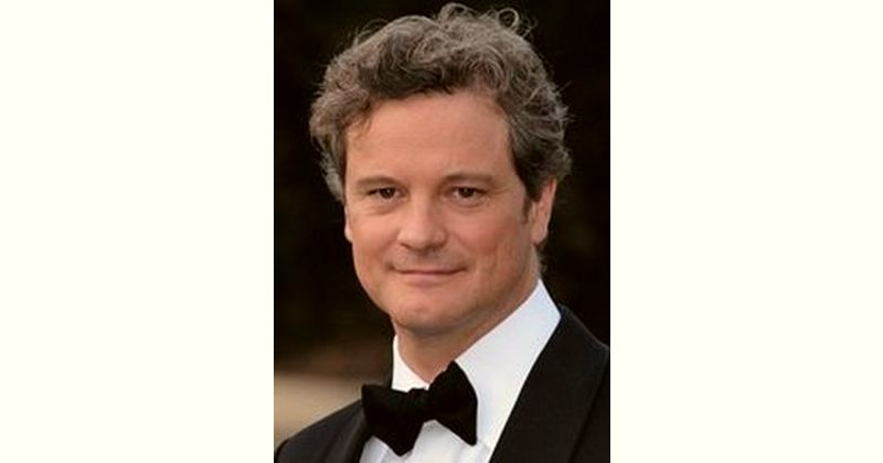 Colin Firth Age and Birthday
