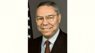 Colin Powell Age and Birthday