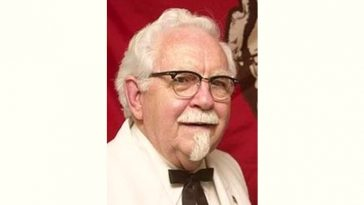 Colonel Sanders Age and Birthday