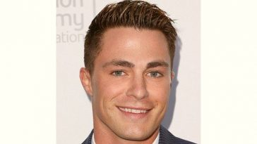 Colton Haynes Age and Birthday