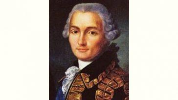 Comte de Rochambeau Age and Birthday