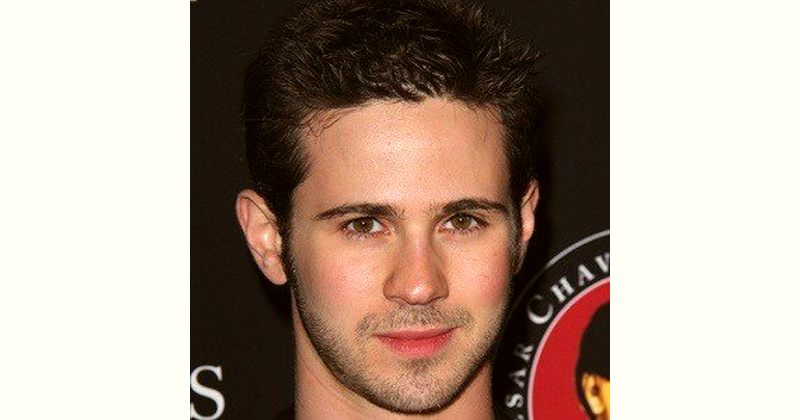 Connor Paolo Age and Birthday