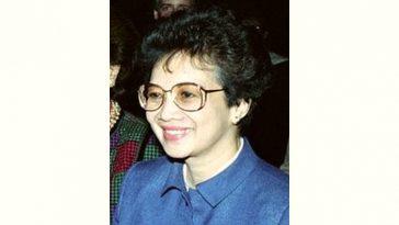 Corazon Aquino Age and Birthday