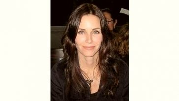 Courteney Cox Age and Birthday