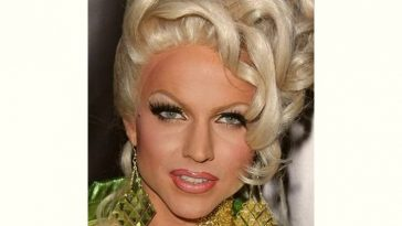 Courtney Act Age and Birthday