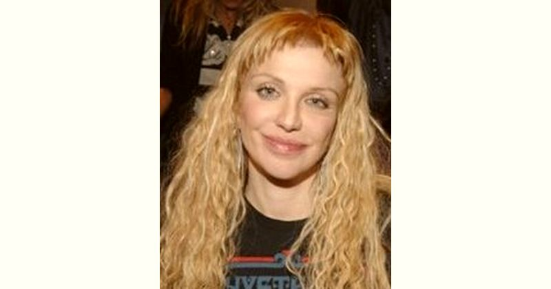 Courtney Love Age and Birthday