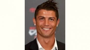 Cristiano Ronaldo Age and Birthday