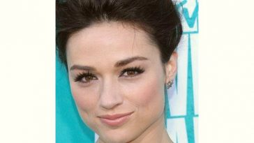 Crystal Reed Age and Birthday