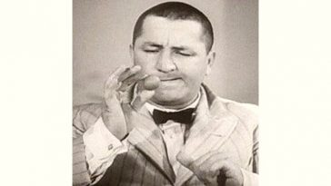 Curly Howard Age and Birthday