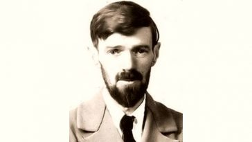 D. H. Lawrence Age and Birthday