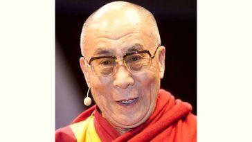 Dalai Lama Age and Birthday