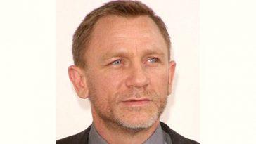 Daniel Craig Age and Birthday