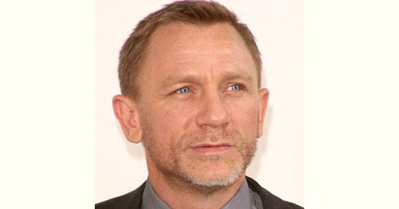 Daniel Craig Age and Birthday
