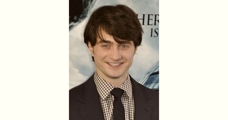 Daniel Radcliffe Age and Birthday