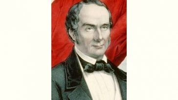 Daniel Webster Age and Birthday