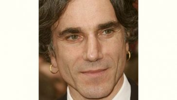 Danielday Lewis Age and Birthday