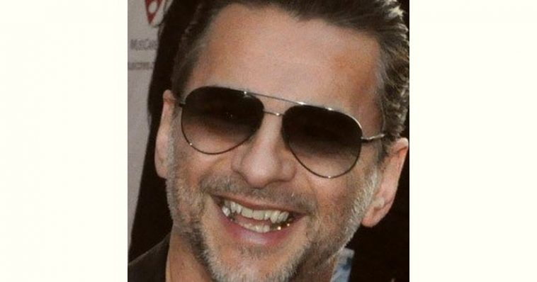 Dave Gahan Age and Birthday