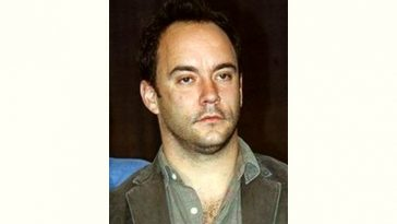 Dave Matthews Age and Birthday