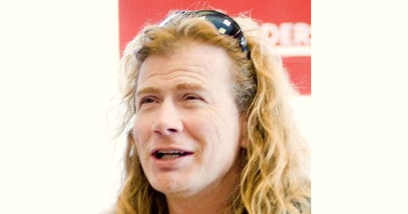 Dave Mustaine Age and Birthday