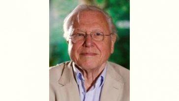 David Attenborough Age and Birthday