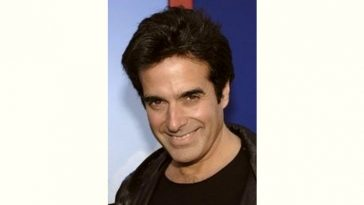 David Copperfield Age and Birthday