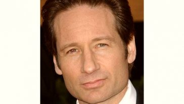 David Duchovny Age and Birthday