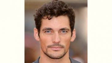 David Gandy Age and Birthday