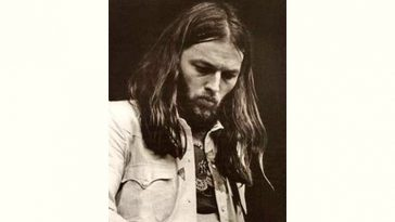 David Gilmour Age and Birthday