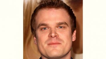 David Harbour Age and Birthday