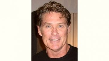 David Hasselhoff Age and Birthday