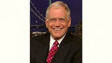 David Letterman Age and Birthday