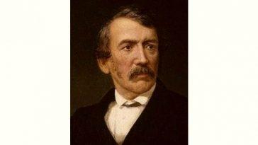 David Livingstone Age and Birthday