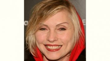 Deborah Harry Age and Birthday