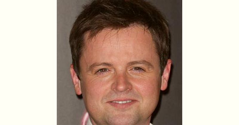 Declan Donnelly Age and Birthday