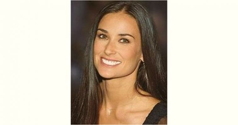 Demi Moore Age and Birthday